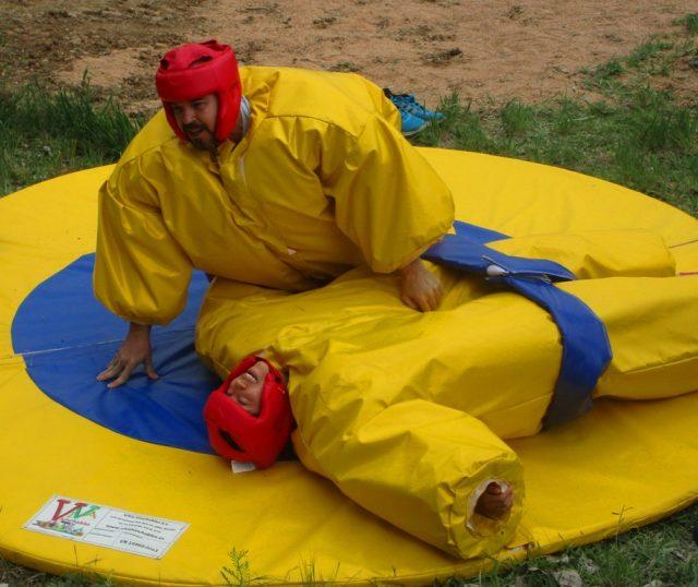 Humor Amarillo: Sumo
