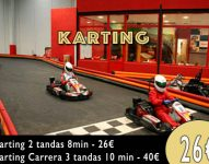 Karting Burgos Indoor